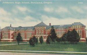 Jefferson High School, Portland, Oregon, 00-10s