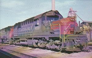 St LKouis & Southwestern Railroad Cotton Belt 850 Alco DL-600B Locomotive In ...