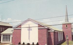 OCEAN CITY, Maryland, 40-60's; Atlantic Methodist Church