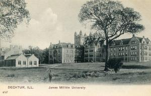 IL - Decatur, James Millikin University