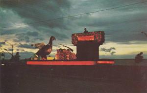 Festival d'Automne, fete annuelle a Rimouski , Quebec  , Canada , 50-60s