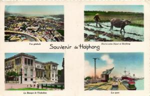 CPA Vietnam Indochine TONKIN - Souvenir de Haïphong (62838)