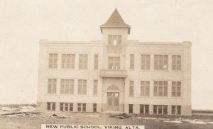 RP: VIKING , Alberta , Canada , 00-10s; New Public School