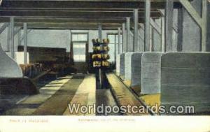 Broek in Waterland Germany, Deutschland Postcard Kaasmakerijen van jb van Wil...