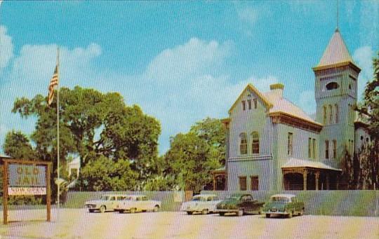 Olod Jail Saint Augustine Florida