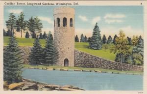 Carillon Tower, Longwood Gardens, WILMINGTON, Delaware,30-40s