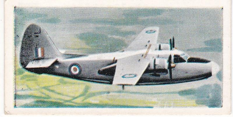 Trade Cards Beano Bubble Gum THIS AGE OF SPEED No 1 Aeroplanes No 30 Percival