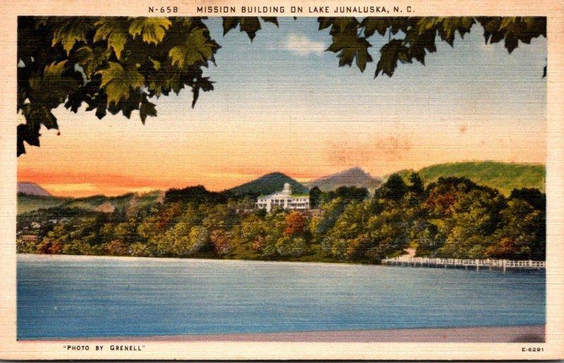 North Carolina Lake Junaluska Mission Building