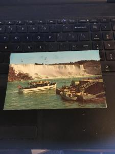 Vintage Postcard - Maid of the Mist, Niagara Falls