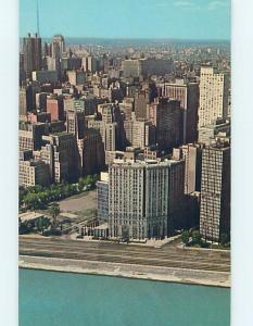 Pre-1980 DOWNTOWN BUILDINGS Chicago Illinois IL hk2565