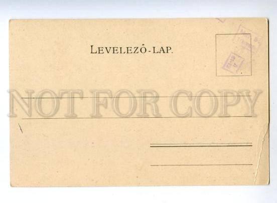 173432 CZECH Teplice Frencoen Teplicz Vintage postcard