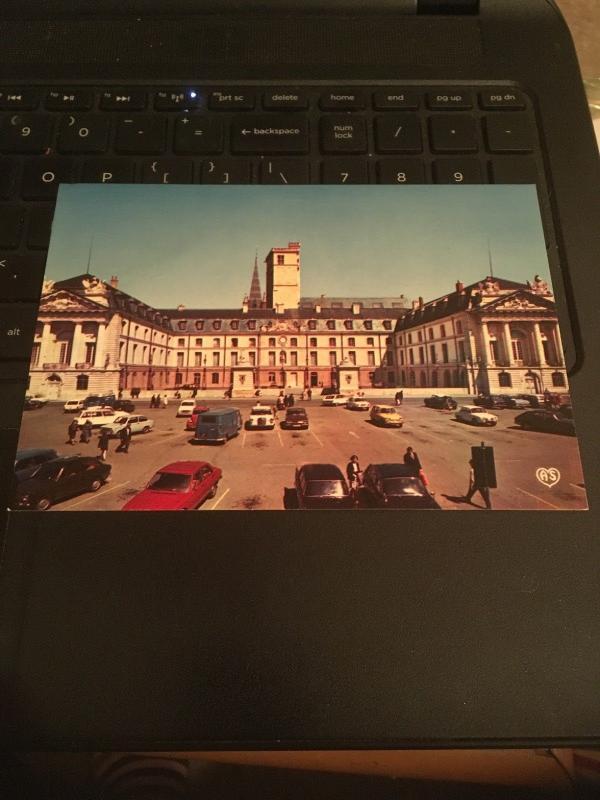 Vintage Postcard: France, Dijon - L'Hotel De Ville