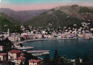 Italy Rapallo Panorama
