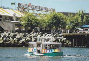 Aquabus Feery , Vancouver , B.C. , Canada , 60-80s