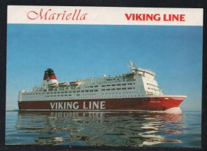 Ship M.S. MariellaViking Line  unused