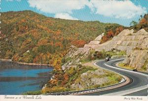 North Carolina AshevilleInterstate 40 At Waterville Lake