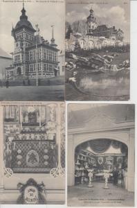 EXPOSITION GAND 450 Belgique  Cartes Postales 1910