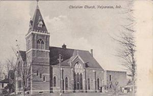 Christian Church, Valparaiso, Indiana, PU-1908