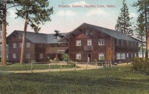 Bozanta Tavern , Hayden Lake , Idaho , 1910