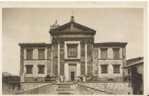 Italy Postcard - Frascati - Sacro Eremo Tuscolano La Chiesa - Ref TZ7905