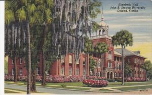Elizabeth Hall, John B. Stetson University, Deland, Florida, 1950 PU