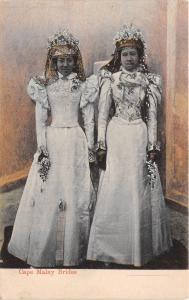 B86565 brides wedding dress  south africa cape malay types ethnics woman