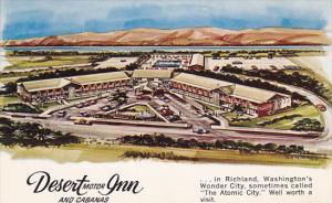Desert Motor Inn & Cabanas , RICHLAND , Washington , 40-60s #2