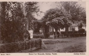 RP: Dallas , Texas , 1908 ; State Fair Grounds