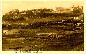 Tunisia - Carthage. General View