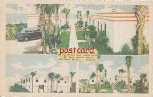 c1950's THE SURF APRTMENTS & COTTAGES Daytona Beach Susan Gottschling Owner/Mgr