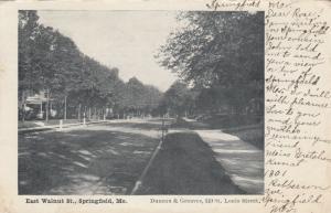 SPRINGFIELD , Missouri ,PU-1906 ; East Walnut Street