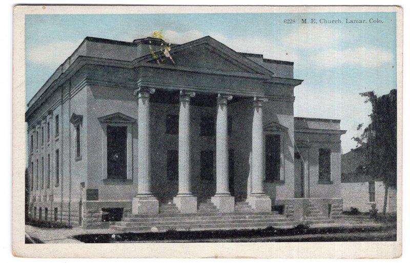 Lamar, Colo., M. E. Church