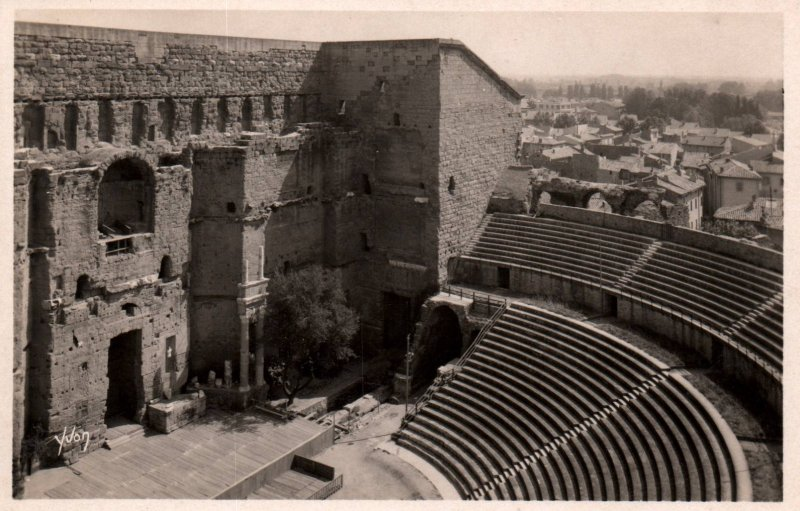 La Theatre Antique,Orange,France BIN