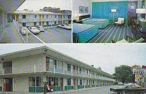 Georgia Savannah Quality Courts Motel Heart of Savannah