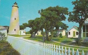 Ocracoke Lighthouse Ocracoke Island North Carolina