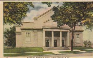 Christian Science Church, GRAND RAPIDS, Michigan, 10-20s