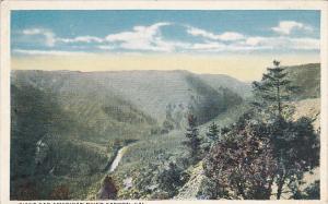 Giant Gap American River California