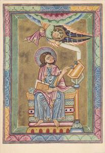 St. Matthew the Evangelist, Painting , Nationl Library , Vienna , Austria , 5...