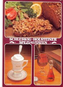 GG9152 schleswig holsteiner spezialitaten recipe Rezept   germany