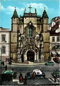 CPM Coimbra-Eglise de Santa Cruz PORTUGAL (750612)