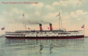 Niagara Navigation Co.'s Steamer CAYUGA , Canada , 00-10s
