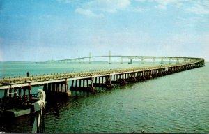 Maryland Eastern Shore Chesapeake Bay Bridge