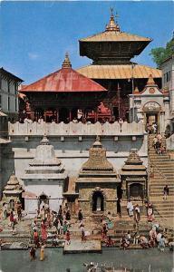 Nepal Temple of Pasupati Nath, Kathmandu