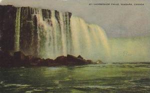 Horseshoe Falls, Niagara Falls, Ontario, Canada, PU-1948
