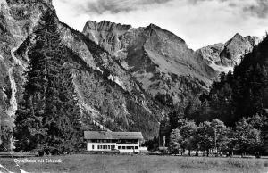 Oytalhaus mit Schneck Berg Gasthof Pension Oberstdorf
