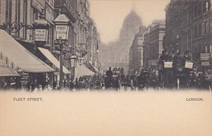 LONDON , England , 00-10s : Fleet Street