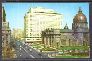 Queen Elizabeth Hotel,Montreal Quebec,Canada BIN