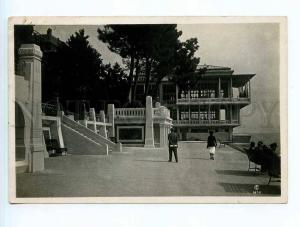250326 USSR Sochi Hotel Caucasian Riviera Soyuzfoto 1937 year