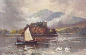 Kilchurn Castle , Scotland , 00-10s ; TUCK 7147