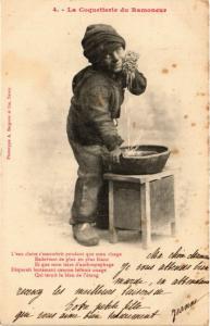 CPA A.BERGERET 4 La Coquetterie du Ramoneur (745206)